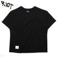 RIOT FACETASM MADE IN TOKYO SS TEE ライオット ファセッタズム ポケット 半袖 Tシャツ (2色展開)