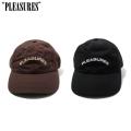 PLEASURES DESTINY NYLON POLO CAP プレジャーズ キャップ 帽子 (2色展開)