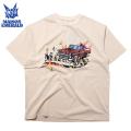 MAISON EMERALD CAR LOGO SS TEE メゾンエメラルド 半袖 Tシャツ