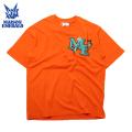 MAISON EMERALD BIG FRONT LOFO SS TEE メゾンエメラルド 半袖 Tシャツ (2色展開)