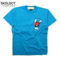 SKOLOCT SKOLOCT SS TEE スコロクト 半袖 Tシャツ (3色展開)