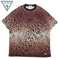 GUESS GREEN LABEL GUESS USA LEOPARD SS TEE ゲス 緑ロゴ レオパード 半袖 Tシャツ GGL SS19