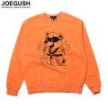 JOEGUSH BONDAGED-BEAR SWEATSHIRTS スウェットシャツ (2色展開)