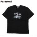 PARASONA GHOST SS TEE パラソナ 半袖 Tシャツ (2色展開)