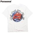 PARASONA DIGITAL LOVE SS TEE パラソナ 半袖 Tシャツ