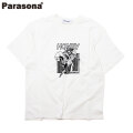 PARASONA HONEY SS TEE パラソナ 半袖 Tシャツ