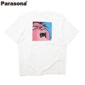 PARASONA PILL SS TEE パラソナ 半袖 Tシャツ