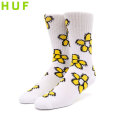 HUF PUSHING DAISIES TT SOCKS ハフ 靴下 ソックス