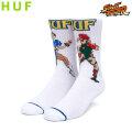 HUF X STREET FIGHTER CHUN-LI & CAMMY SOCKS ハフ ストリートファイター 靴下 ソックス
