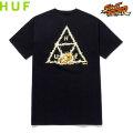 HUF X STREET FIGHTER BLANKA TT S/S TEE ハフ ストリートファイター 半袖 Tシャツ