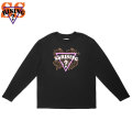 GUESS X 88RISING GLBL FRONT LOGO LS TEE ゲス 88ライジング 長袖 Tシャツ (2色展開)