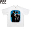 FFF BY DONCARE DAFT PUNK SS TEE ドンケア 半袖 Tシャツ (2色展開)