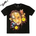 EVAE MOB X TYGA SS TEE エバーモブ タイガ 半袖 Tシャツ (2色展開)
