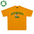 A FEW GOOD KIDS BIRD COLLEGE LOGO SS TEE AFGK 半袖 Tシャツ (3色展開)