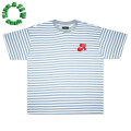 A FEW GOOD KIDS BORDER SS TEE AFGK 半袖 Tシャツ (3色展開)