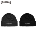 WASTED PARIS SIGNATURE BEANIE ニットキャップ ビーニー (2色展開)