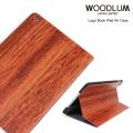 WOODLUM_LOGO iPad Air CASE_アイパッドエアケース