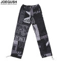 JOEGUSH GRAPHIC PATCHWORK TRACK PANTS トラックパンツ (2色展開)