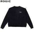 ROGIC LOGO CREWNECK SWEATSHIRTS RG-202-009 ロジック スウェットシャツ トレーナー