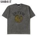 SOMEIT K.O.K SS TEE STONE GREY サミット 半袖 Tシャツ