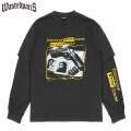 WASTED PARIS AGE NEVER COME LS TEE 長袖 Tシャツ