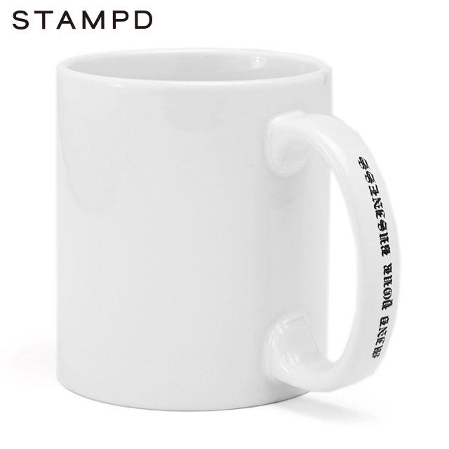 STAMPD MIND YOUR BUSINESS スタンプド LA マグカップ