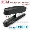 フラットクリンチステープラー B10FC ブラック
