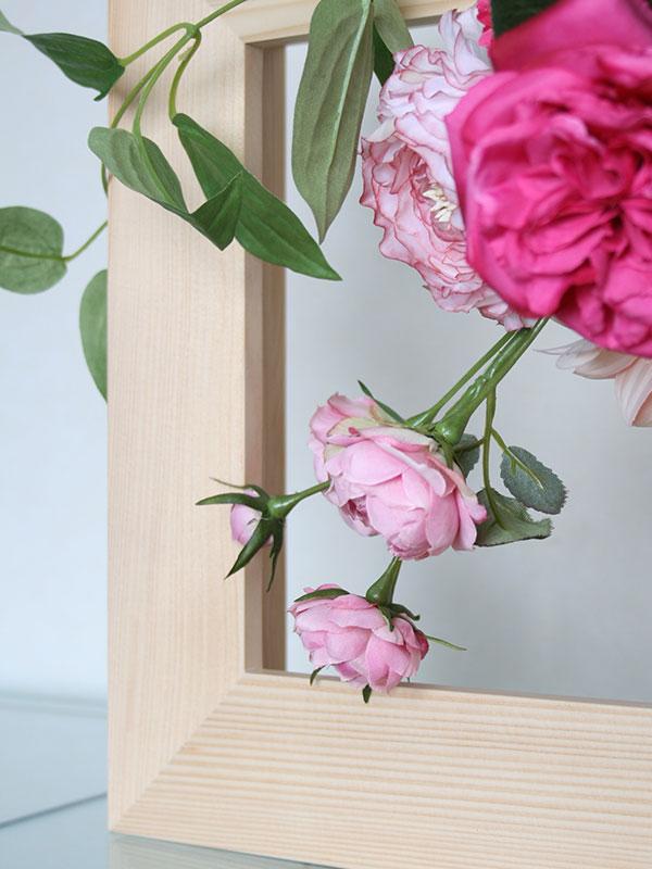 plants frame MIDORI no SEKAI[リボンブーケ]