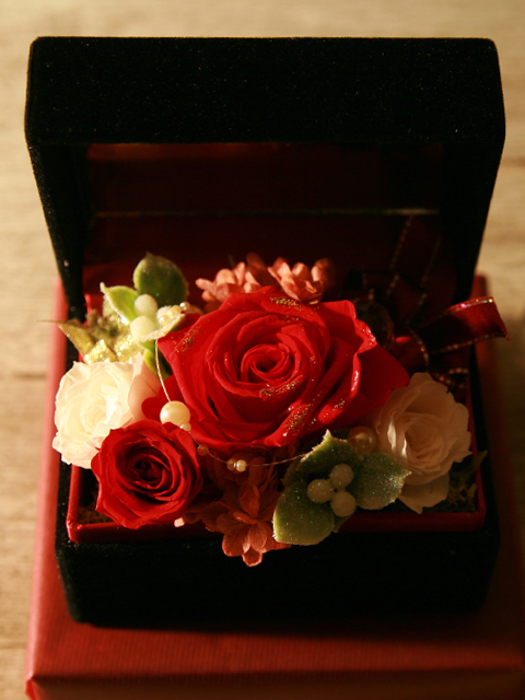 【ミラーボックス】Romanticジュエルボックス