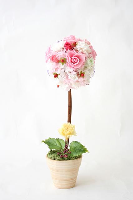 [イタリアンデザイン]flower topiary