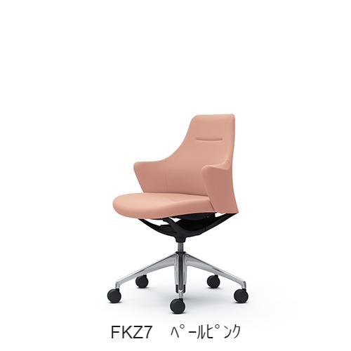 オカムラ ライブス(Lives) ワークチェア CD53BR-FKY/FKZ
