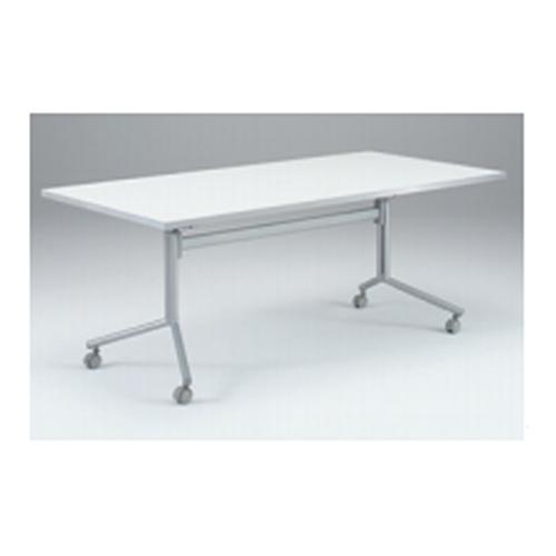岡村製作所 オカムラ OKAMURA ミーティングテーブル Feathery フェズリー フラップテーブル1800W*900D*720H 4L55FC-MU46/4L55FC-MU47 ▲