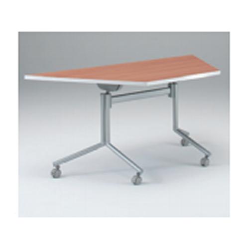 岡村製作所 オカムラ OKAMURA ミーティングテーブル Feathery フェズリー フラップテーブル マークレスタイプ 1600W*800D*720H 4L55FT-MU48/4L55FT-MU49 ▲
