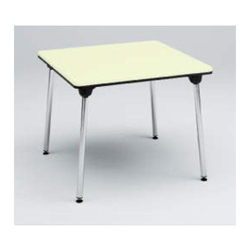 オカムラ ミーティングテーブル ウォグ box W900×D900×H700 4L44AB-M