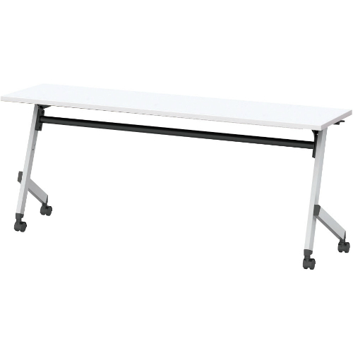 ウチダ プラッテシリーズ 平行スタックテーブル 幕板なし 棚板なし W1500×D600×H720 PLT1560  6-172-1220
