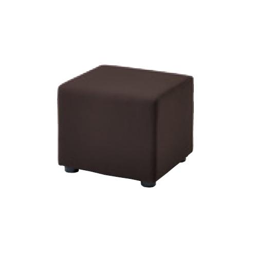 オカムラ 応接セット(S-1Rシリーズ用) スツール 布張り W450×D450×H380 8301HS-FK79