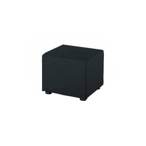 オカムラ 応接セット(S-1Rシリーズ用) スツール ビニール張り W450×D450×H380 8301HS-PC19