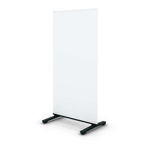 コクヨ ホワイトボードスクリーン 1連 H1500 W910×D600×H1500 B03-P115S1S1-1