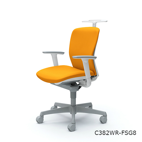オカムラ スラート ローバック アジャストアーム ハンガー C382WR-FS/C382ZR-FS/C382GR-FS/C382XR-FS/C382JR-FS/C382CR-FS