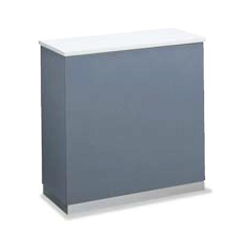 コクヨ カウンター インフォメーションカウンター USシリーズ 無人受付カウンター W900×D400×H900 CO-US109EMBN