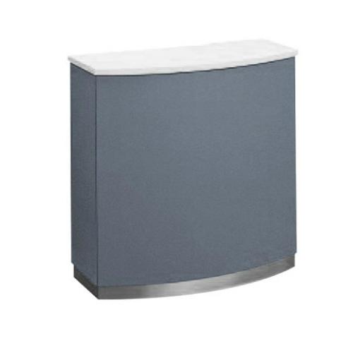 コクヨ カウンター インフォメーションカウンター USシリーズ 無人受付カウンター W900×D400×H900 CO-US10FEMBN