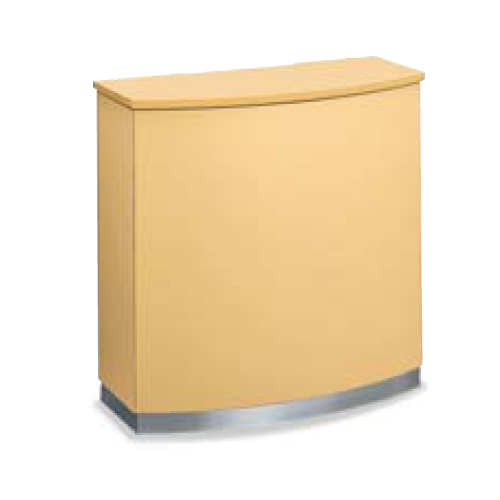 コクヨ カウンター インフォメーションカウンター USシリーズ 無人受付カウンター CO-US10FEP1MN/CO-US10FEE55