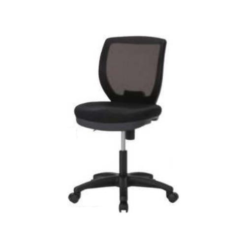 井上金庫 DNT/Office chair 肘なし DNT-52BK/DNT-52BL/DNT-52GL