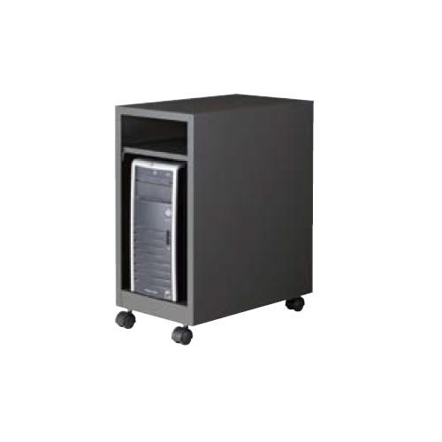 ナイキ ウエイク(テーブルシステムWK型) 下置棚(CPU機器用) W300×D500×H610 DUS03-DG