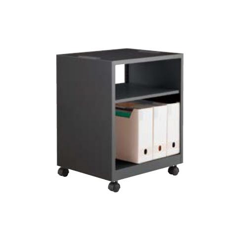 ナイキ ウエイク(テーブルシステムWK型) 下置棚(CPU機器用) W500×D400×H610 DUS04-DG