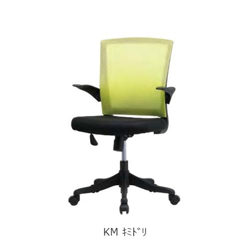 井上金庫 FEM/Office chair 肘付 FEM-14ABK/FEM-14AGL/FEM-14ABL/FEM-14AKM/FEM-14ARD/FEM-14AOR