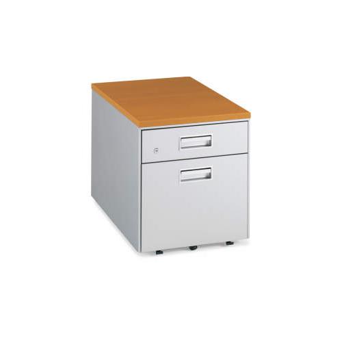コクヨ 診察室 インフォントRシリーズ 診察デスク 2段ワゴン W400×D600×H453mm HP-DDT46L2P81