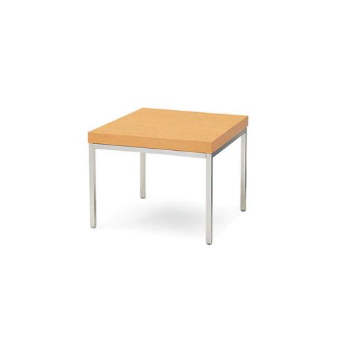 ナイキ ロビーチェア ロビーシリーズ133 テーブル W600×D600×H450 KLT0606M-NA