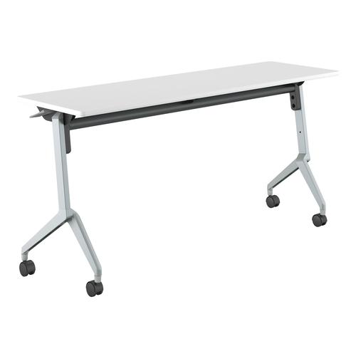 コクヨ ミーティングテーブル リーフライン フラップテーブル パネルなしタイプ 棚なし KT-1202