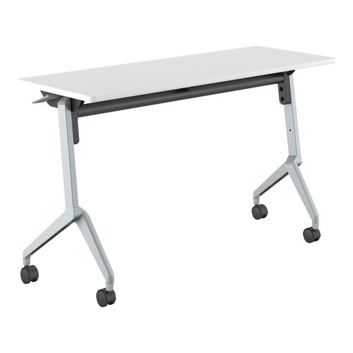 コクヨ ミーティングテーブル リーフライン フラップテーブル パネルなしタイプ 棚なし KT-1204